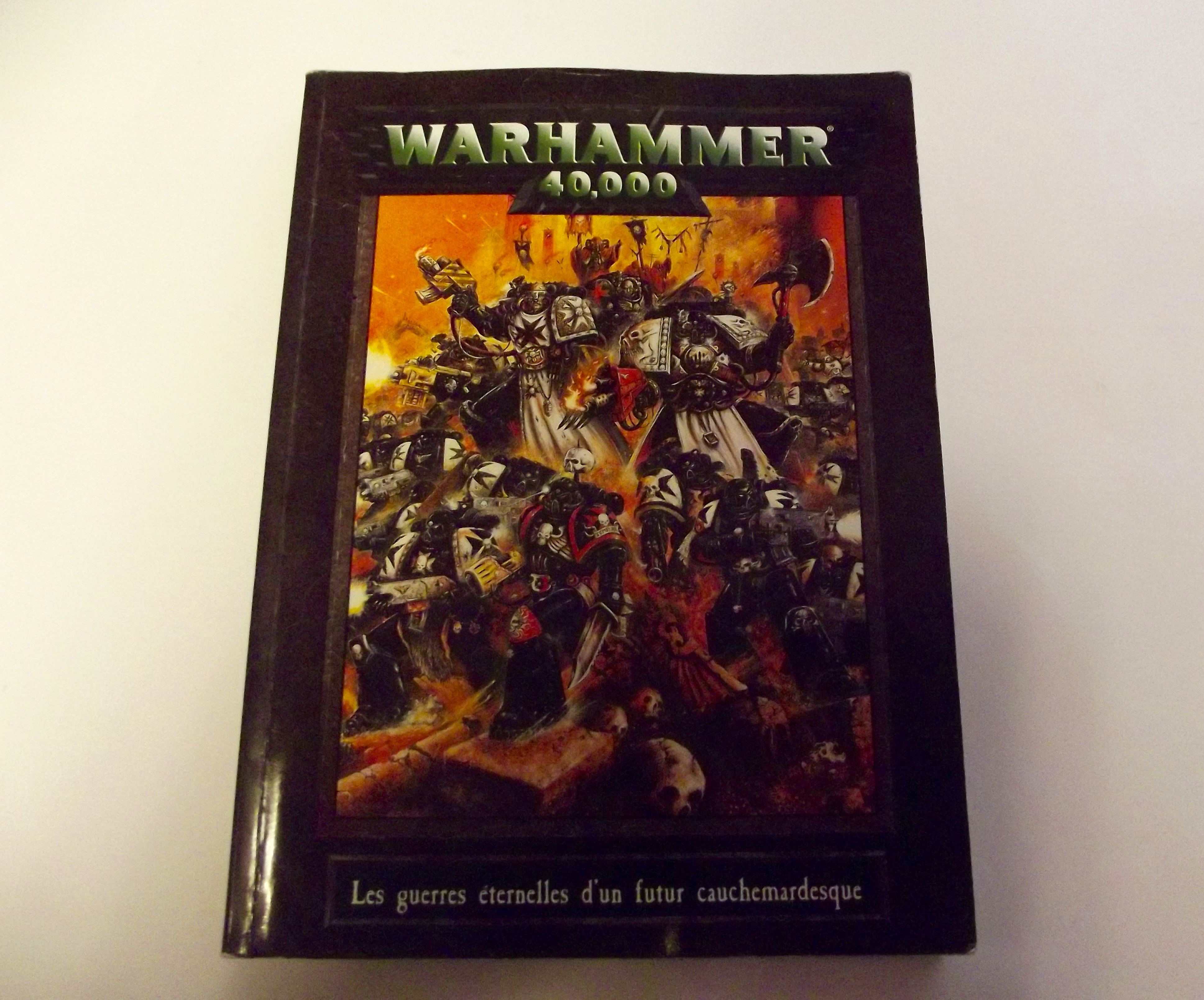 Livre De Regles V3 Warhammer 40k