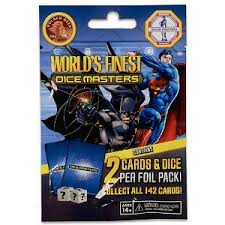 Maxireves Booster Dice Masters World's finest