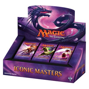 Maxireves Boite boosters Iconic Master