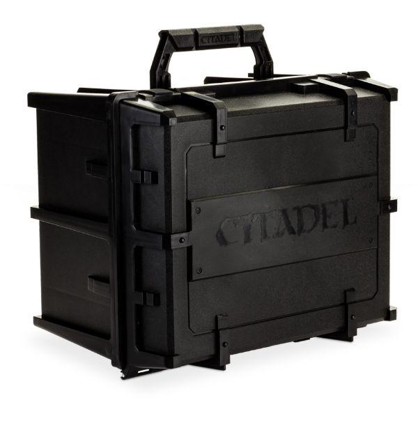 citadel battle figure case malette de rangement maxi r ves. Black Bedroom Furniture Sets. Home Design Ideas