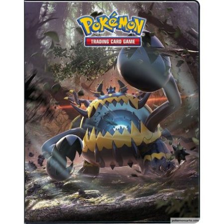 Maxireves Album Pokemon Invasion Carmin pour 180 cartes