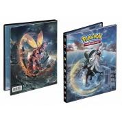 Maxireves Album Pokemon Soleil et Lune 4 80 cartes