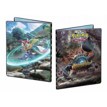 Maxireves Album Pokemon Soleil et Lune 4