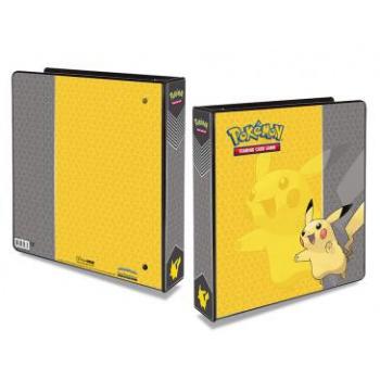 mAXIREVES Classeur anneaux Pikachu