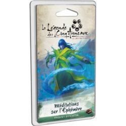 Maxireves la-legende-des-cinq-anneaux-jce-meditations-sur-lephemere