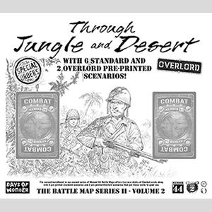 Maxireves Memoire 44 Dans la Jungle et le désert