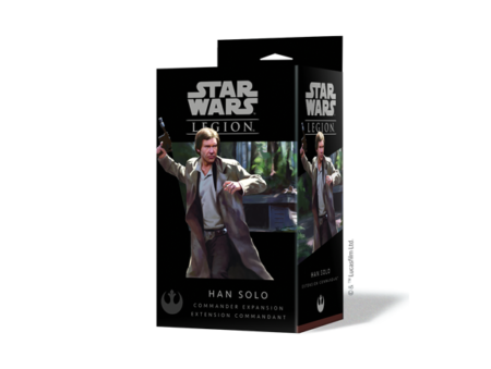 Maxireves SW Legion Han Solo