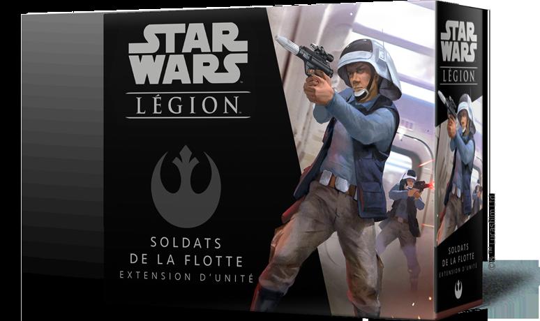 Star Wars Legion Maxireves-Soldat-de-la-Flotte-sur-Tantive-IV