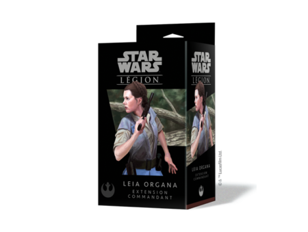 Maxireves Star Wars Legion Leia Organa