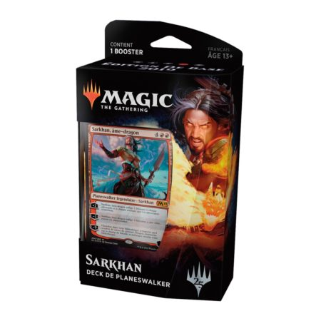 Magic Decl Planeswalker Sarkhan Core 2019