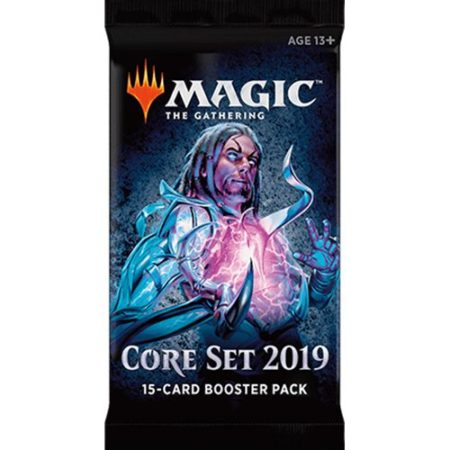 Maxireves Booster Core Set 2019 VF