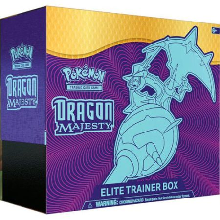 Maxireves Coffret Elite Pokemon SL7.5 Majesté des dragons
