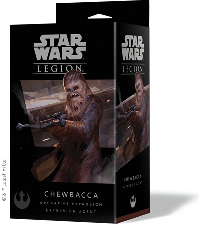 SW LEGION Chewbacca