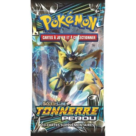 Maxireves Booster Pokemon SL8 Tonnerre Perdu