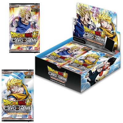 Maxireves Displat Dragon Ball Theme boosters 2