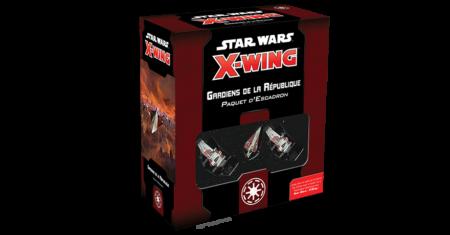 Maxireves SW X Wing V2 Gardiens de la République