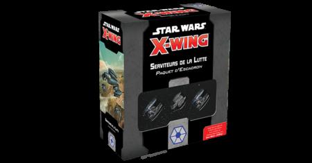 Maxireves SW X Wing V2 Serviteurs de la lutte