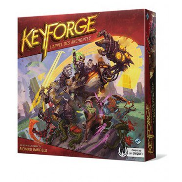 Maxireves keyforge