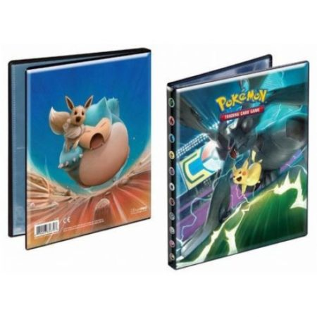Maxireves Cahier range cartes Pokemon SL09