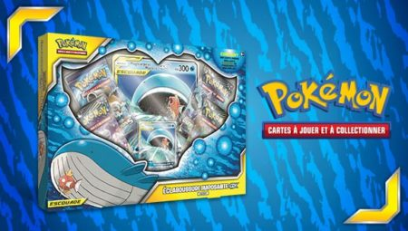 Maxireves Coffret Pokemon Eclaboussure imposante GX