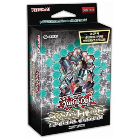 Maxireves yu-gi-oh-Pack special Assaut Sauvage