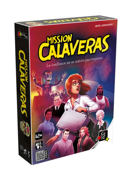 Maxireves Mission Calaveras