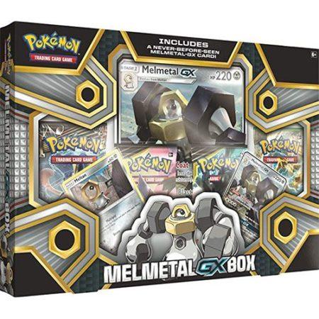Maxireves coffret pokemon melmetal GX Juin 2019