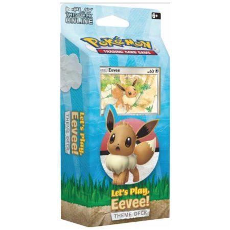Maxireves Deck Pokemon Let's Play Eevee