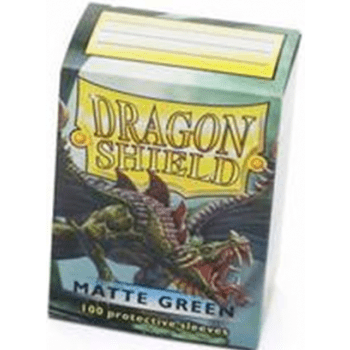 Maxireves Dragon shields Matte vert