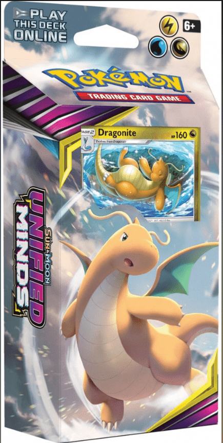 Maxireves Starter Pokemon SL 11 dracolosse