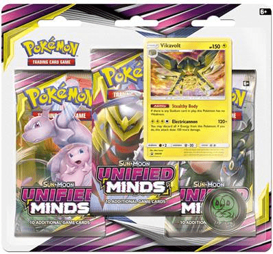 Maxireves duopack Pokemon SL11 lucanon