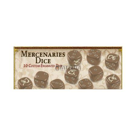Maxireves Trone de fer mercenaries-dice